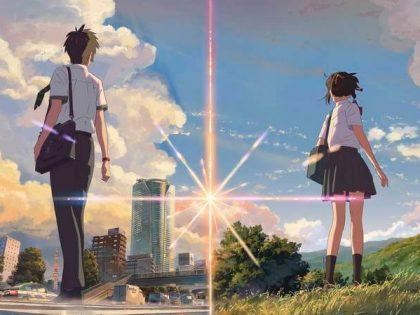 'Kimi no Na wa' Mencetak Rekor Film Paling Menjual Tahun 2016 di Jepang