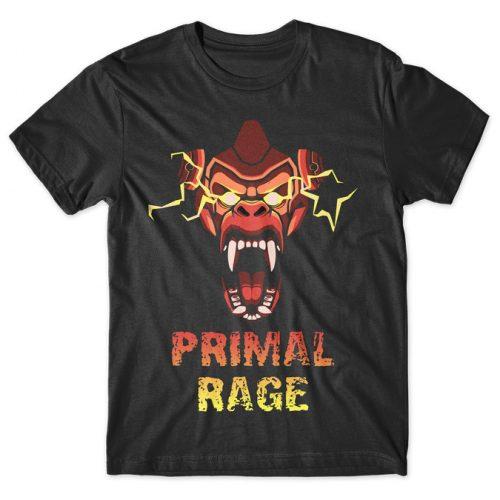 Winston Primal Rage - Overwatch tshirt kaos baju distro anime kartun jepang