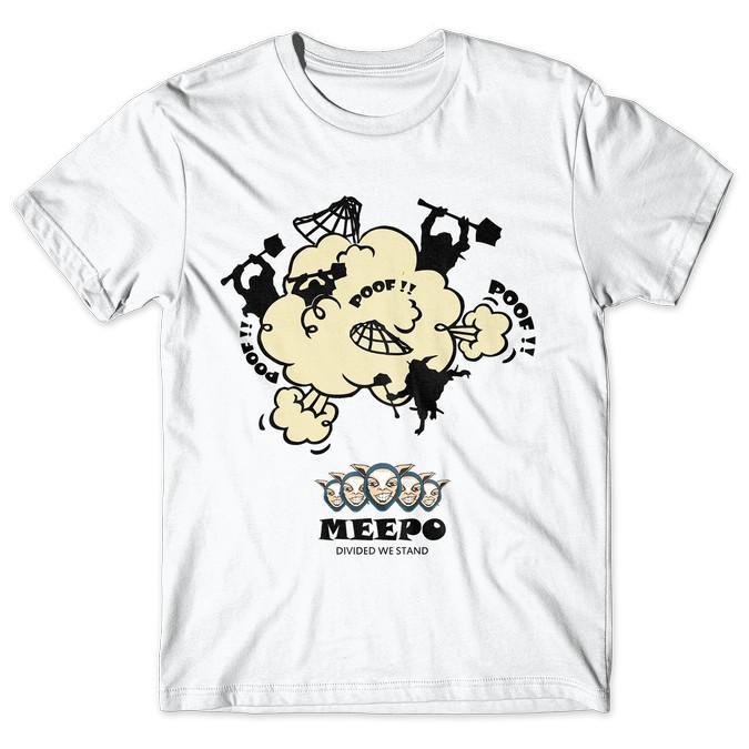 Meepo - Dota 2 tshirt kaos baju distro anime kartun jepang