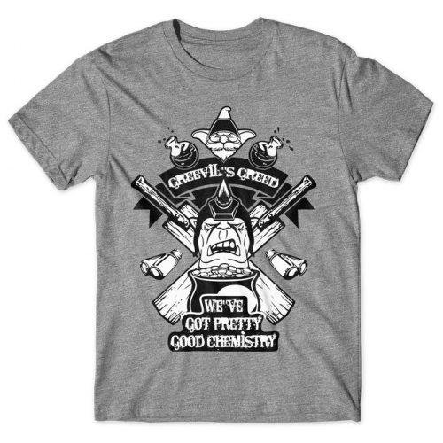 Alchemist - Dota 2 tshirt kaos baju distro anime kartun jepang