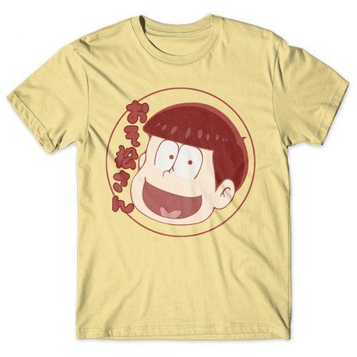 Osomatsu - Osomatsu-San tshirt kaos baju distro anime kartun jepang